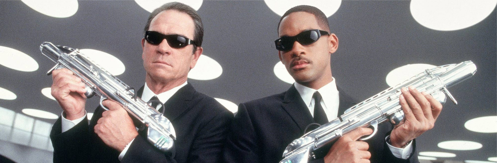 What If The Men In Black Viral